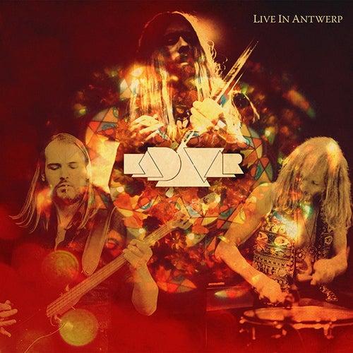 Live in Antwerp by Kadavar