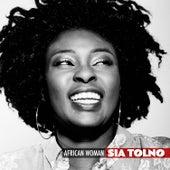 African Woman von Sia Tolno