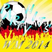 Party Hits WM 2014 de Various Artists