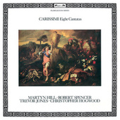 Carissimi: Eight Cantatas de Trevor Jones
