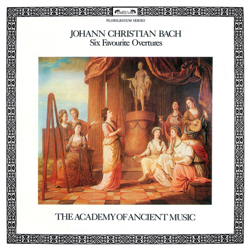 Bach, J.C.: 6 Favourite Overtures von The Academy Of Ancient Music