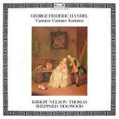 Handel: Italian Cantatas; The Alchemist de Emma Kirkby