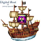 Digital Boat (feat. Amos) di Johnny Spaziale