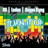 Turn It Up (feat. Laden & Snypa Kyng) - Single de O.C.