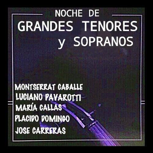 Noches de Grandes Tenores y Sopranos by Various Artists