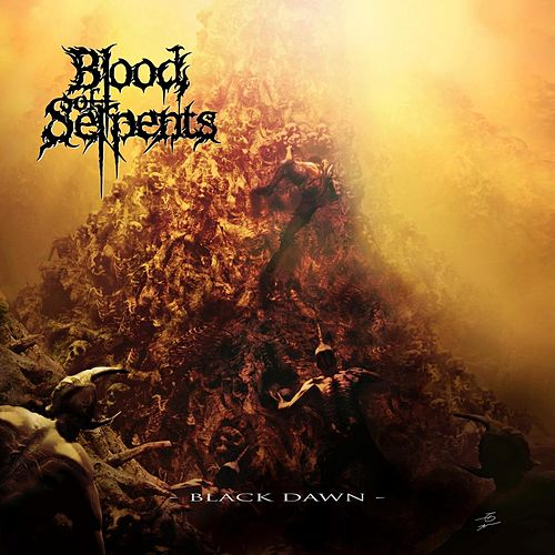 Black Dawn van Blood of Serpents
