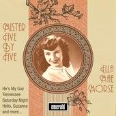 Mister Five by Five de June Christy