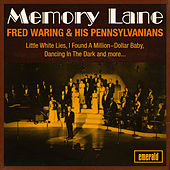 Memory Lane de Fred Waring & His Pennsylvanians