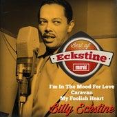 Best of Eckstine de Billy Eckstine