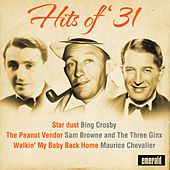 Hits of '31 de Various Artists