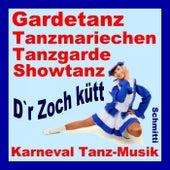 Karneval Tanzmusik Gardetanz Tanzmariechen Tanzgarde Showtanz (Mariechen Musik) de Various Artists