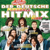 Der deutsche Fussball Hitmix - Die Party van Various Artists
