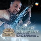 A Night to Remember by Ustad Vilayat Khan