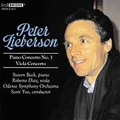 Music of Peter Lieberson, Vol. 3 by Various Artists