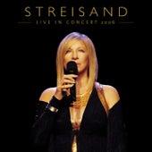 Live In Concert 2006 de Barbra Streisand