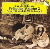 Debussy: Préludes (Book 2) de Arturo Benedetti Michelangeli