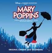 Mary Poppins Original London Cast Recording by Disney