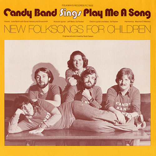 New Folksongs for Children by The Candy Band