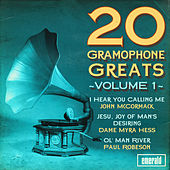 20 Gramophone Greats - Vol. 1 by Various Artists