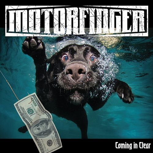 Coming in Clear - EP by Motorfinger