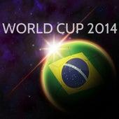World Cup 2014 - Football Beach Party Club Mix von Various Artists