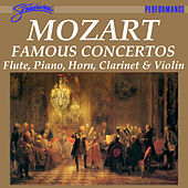Mozart - Famous Concertos by Various Artists
