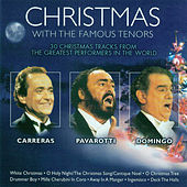 Christmas With the Famous Tenors by Various Artists