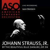 Strauss: By the Beautiful Blue Danube, Op. 314 by Leon Botstein