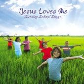 Jesus Loves Me: Sunday School Songs by Jeff Victor