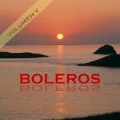 Boleros Vol. V de Various Artists