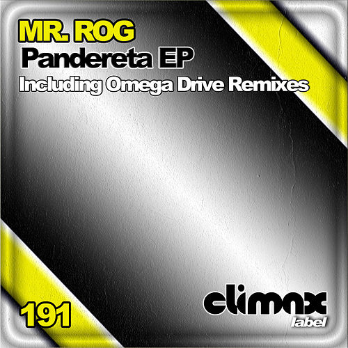 Pandereta Ep by Mr.Rog