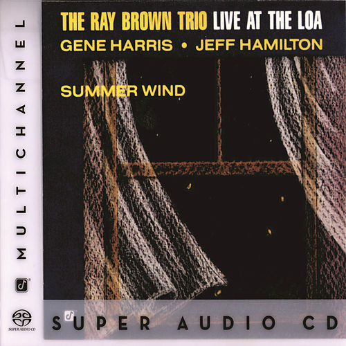 Live At The Loa-Summer Wind by Ray Brown