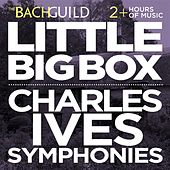 Little Big Box :: Charles Ives: The 4 Symphonies by Various Artists