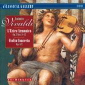 Vivaldi: L'Estro Armonico, Nos. 8-12 by Camerata Romana