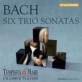 J.S. Bach: 6 Trio Sonatas (Arr. R. Stone for Chamber Ensemble) de Tempesta di Mare