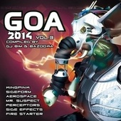 Goa 2014, Vol. 3 by Various Artists