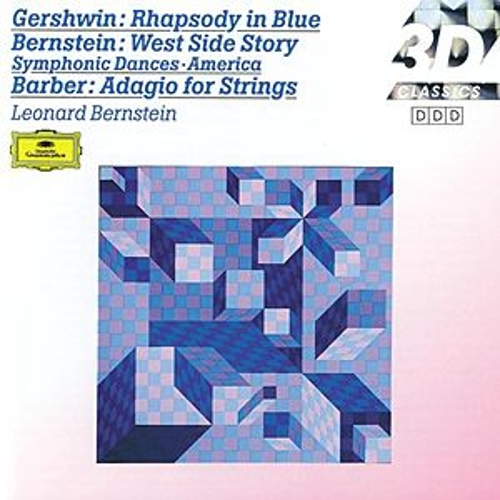 Gershwin: Rhapsody in Blue / Barber: Adagio for Strings; Overture / Bernstein: On the Town by Various Artists