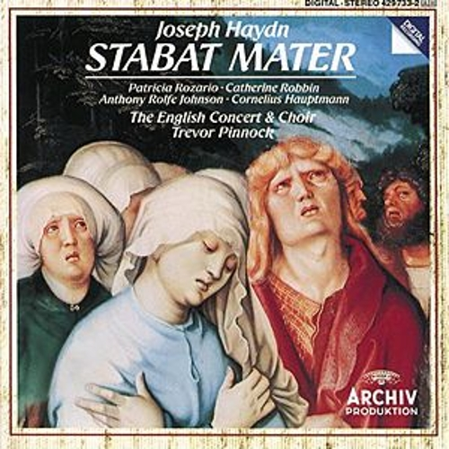 Haydn: Stabat Mater by Various Artists