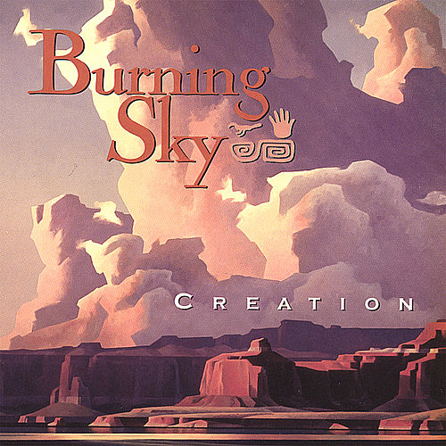 Creation by Burning Sky