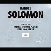 Handel: Solomon HWV 67 by Various Artists