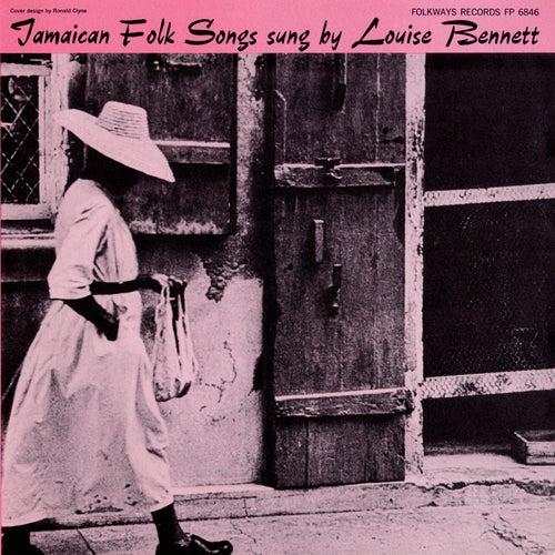 Jamaican Folk Songs by Louise Bennett