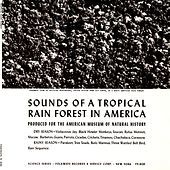 Sounds of American Tropical Rain Forest: Produced for the American Museum of Natural History by Unspecified