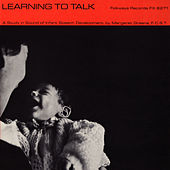 Learning to Talk: A Study in Sound of Infant Speech Development by Unspecified