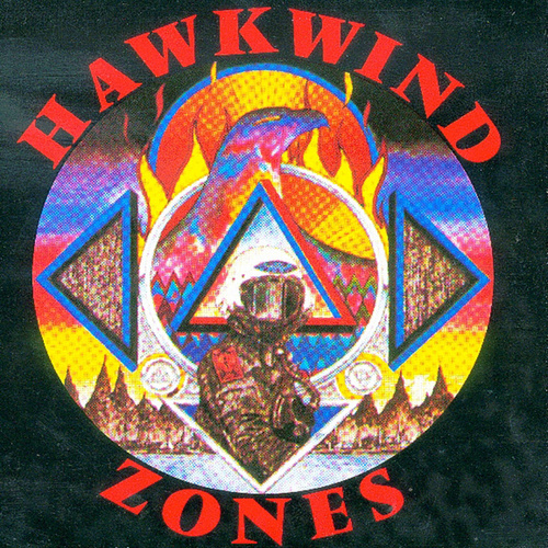 Zones by Hawkwind