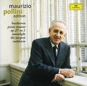 Beethoven: Piano Sonatas Op.27 No.1 & 2, Op.31 No.2 & Op.53 von Maurizio Pollini