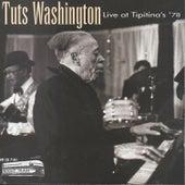 Live At Tipitina's de Tuts Washington