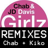 Girlz (Remixes) de JD Davis