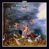 Rebel: Les élémens - Rameau: Castor et Pollux Suite de Orfeo Baroque Orchestra
