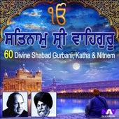 Ek Onkar Satnam Shri Wahe Guru 60 Divine Shabads Aarti Shabad Gurbani Katha and Nitnem by Various Artists