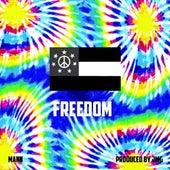 Freedom - Single von Mann
